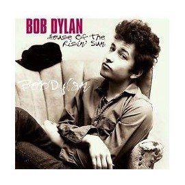 BOB DYLAN : LP House Of The Risin' Sun