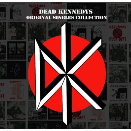 """DEAD KENNEDYS : 7x7""""EP BOX Original singles collection"""
