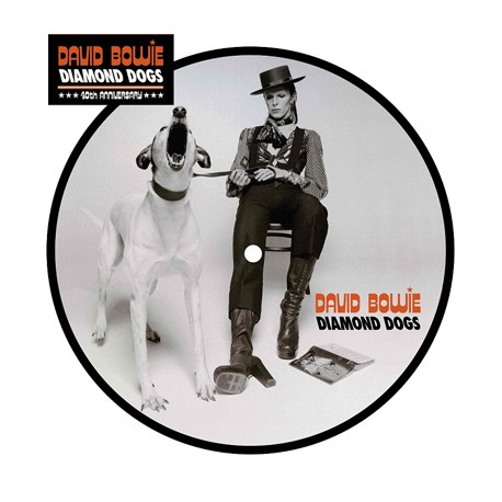 BOWIE David : Picture Diamond Dogs