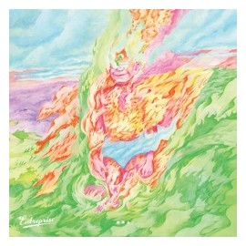 """BLIND DIGITAL CITIZEN : 12"""" Enfant flamme EP"""