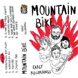 MOUNTAIN BIKE : K7 Early Recordings