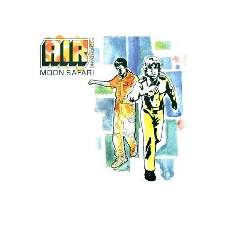 2nd HAND / OCCAS : AIR : Moon Safari