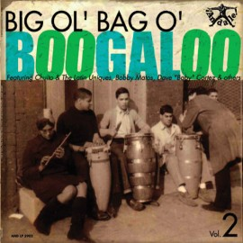 VARIOUS : LP BIG OL' BAG O' BOOGALOO Vol2