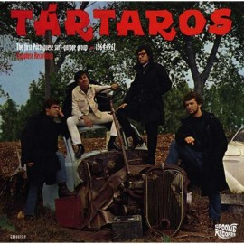 OS TARTAROS : LP The First Portuguese Surf-Garage Group 1964 - 1967
