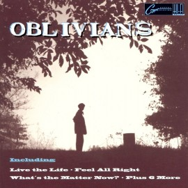 OBLIVIANS : LP Play 9 Songs With Mr. Quintron