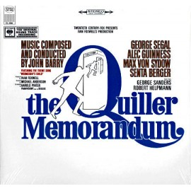 BARRY John : LP The Quiller Memorandum