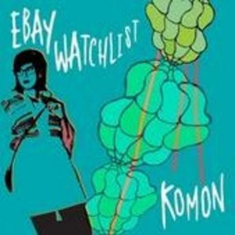 KOMON : Ebay Watchlist