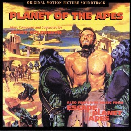 2nd HAND / OCCAS : GOLDSMITH Jerry : OST Planet Of Apes