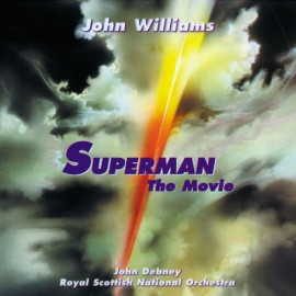 2nd HAND / OCCAS : WILLIAMS John : CDx2 Superman, The Movie