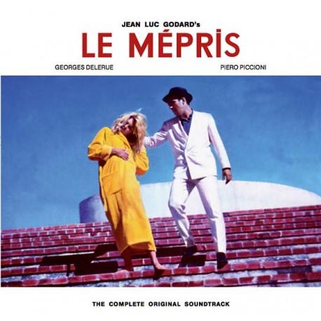 DELERUE Georges / PICCIONI Piero : LPx2 Le Mépris