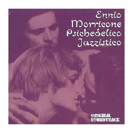 MORRICONE Ennio : Psichedico Jazzistico