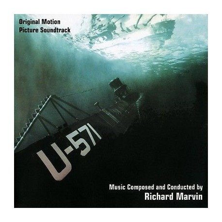 RICHARD MARVIN : OST U-571