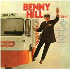BENNY HILL : Sings Ernie