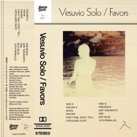 VESUVIO SOLO : K7 Favors