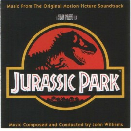 2nd HAND / OCCAS : WILLIAMS John : CD Jurassic Park