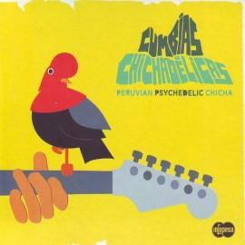 VARIOUS : CD Cumbias Chichadelicas