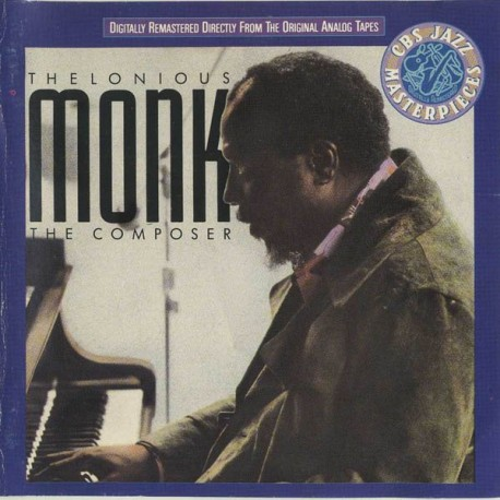 THELONIOUS MONK : K7 The Composer