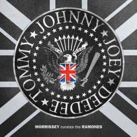 RAMONES (the) : LP Morrissey Curates The Ramones