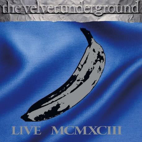 VELVET UNDERGROUND (the) : LPx4 Live MXMXCIII