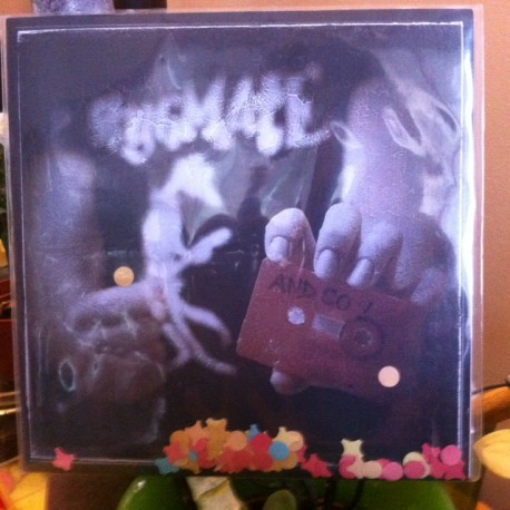 """VARIOUS : 7""""EP STYGMATE AND CO"""