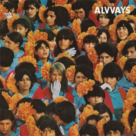 ALVVAYS : LP+CD Alvvays