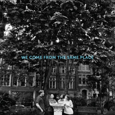 ALLO DARLIN' : LP We Come From The Same Place