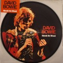 BOWIE David : Picture Knock On Wood