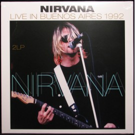 NIRVANA : LPx2 Live In Buenos Aires 1992