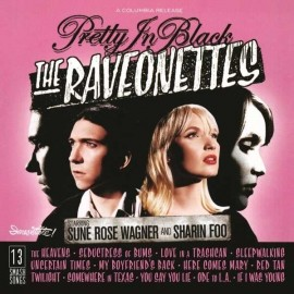RAVEONETTES (the) : LP Pretty In Black
