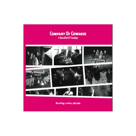 COMPANY OF COWARDS : CD A Mouthful Of Tuesdays