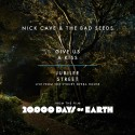 """NICK CAVE & The Bad Seeds : 10""""EP Give Us A Kiss"""