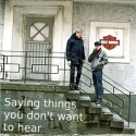 MY DARLING YOU! : CDEP  Saying Things You Don't Want To Hear