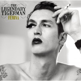 LEGENDARY TIGERMAN (the) : CD Femina