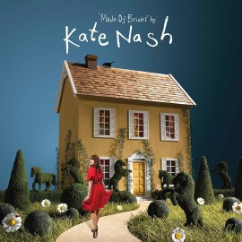NASH Kate : CD Made Of Bricks