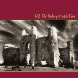 U2 : LP The Unforgettable Fire