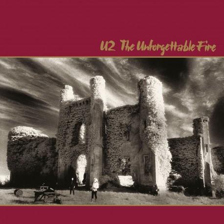 U2 : LP The Unforgettable Fire