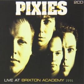 PIXIES : CDx2 Live At Brixton Academy 1991