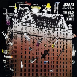 MILES DAVIS : LP Jazz At The Plaza