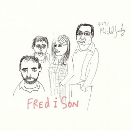 FRED I SON : El Carter EP