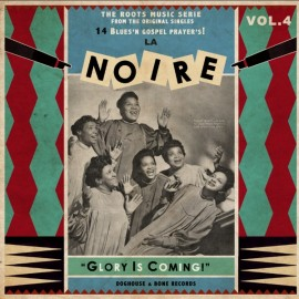 VARIOUS- LA NOIRE : LP Volume 4 Glory Is Coming