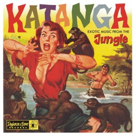 "VARIOUS : 10""LP Katanga"