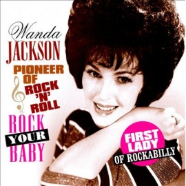 JACKSON Wanda : LP Pioneer Of Rock 'N' Roll
