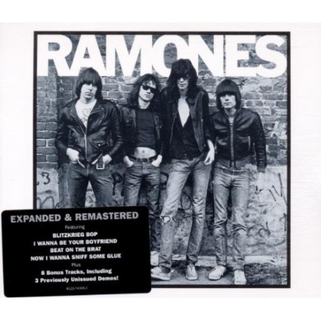 RAMONES : CD Ramones