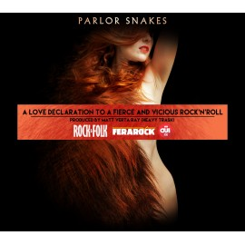 PARLOR SNAKES : LP Parlor Snakes