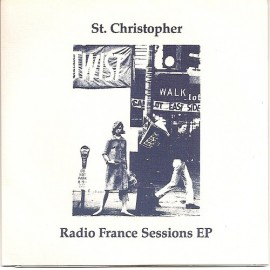 ST CHRISTOPHER : Radio France Sessions EP