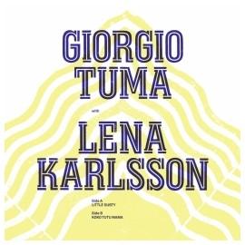 GIORGIO TUMA : Giorgio Tuma With Lena Karlsson