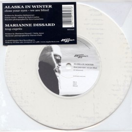 SPLIT ALASKA IN WINTER / MARIANNE DISSARD : Ltd white