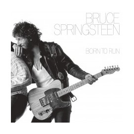 SPRINGSTEEN Bruce: LP Born To Run (color)