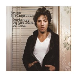 BRUCE SPRINGSTEEN : LP Darkness On the Edge of Town
