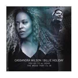 SPLIT CASSANDRA WILSON / BILLIE HOLIDAY